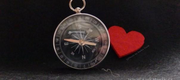 S kompasem se neztratím