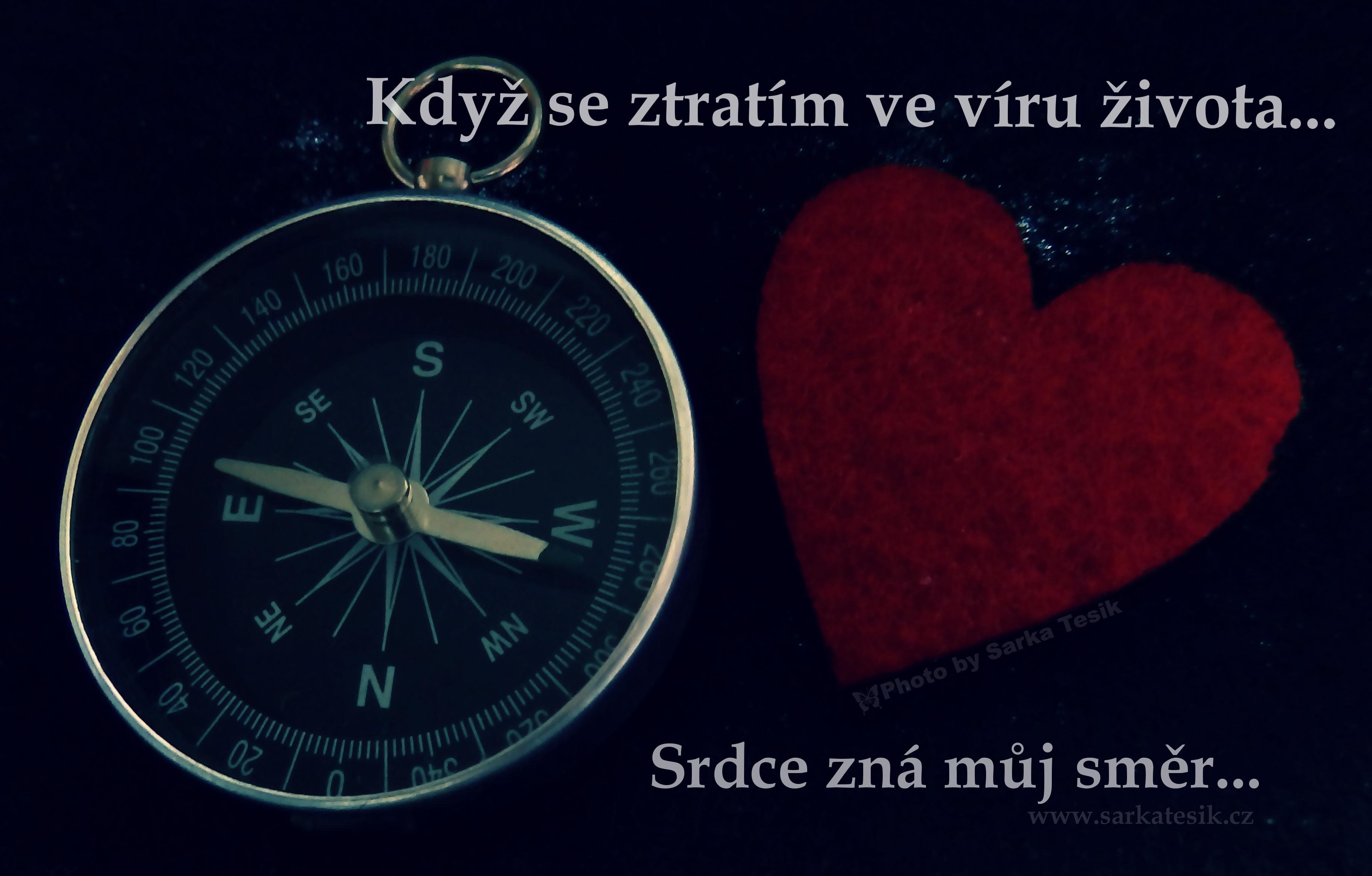 Srdce zná směr...