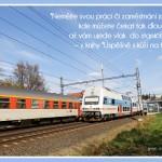 Vlak do stanice...