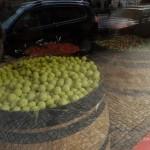 Sud s tenisovými míčky...