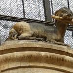 Pes s pochodní... Kostel sv. Jiljí