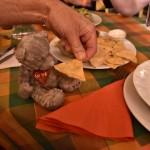 Teddyho večeře